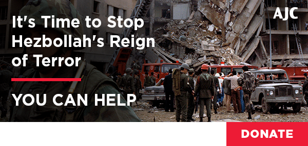 Take Action to Stop Hezbollah
